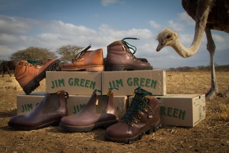 Jim Green on location in Pietermaritzburg