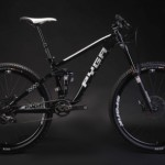 Pyga Mountain Bike - Black - Commercial Photographer
