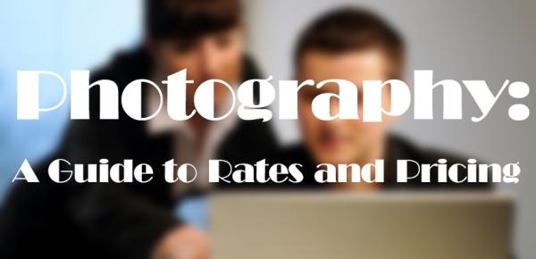 Photo Rates