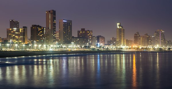 The Golden Mile - Durban Photography