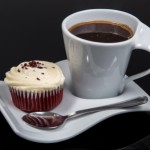 Coffee and a Cup Cake - Commercial Photography
