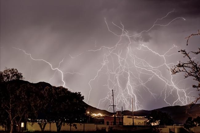 Mega Lightning Photo
